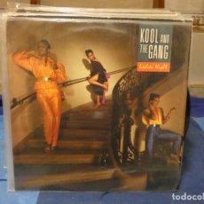 Disques de vinyle: LP SOUL FUNK KOOL AND THE GANG LADIES NIGHT 1979 BUEN ESTADO GENERAL. Lote 276601528