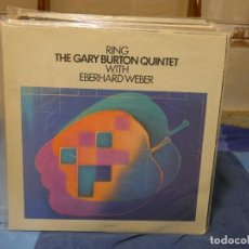 Discos de vinilo: LP ECM 1979 BUEN ESTADO GARY BURTON QUINTENT WITH EBERHARD WEBER BUEN ESTADO. Lote 276602243