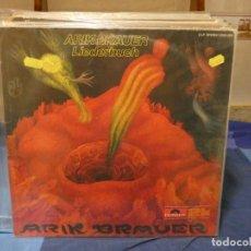 Discos de vinilo: DOBLE LP ARIK BRAUER LIERBUCH ALEMANIA 1971 BUEN ESTADO GENERAL. Lote 276602293