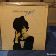 Disques de vinyle: LP LOU REED CONEY ISLAND BABY ESPAÑA 1976 CIERTO USO, ACEPTABLE 49. Lote 276602483