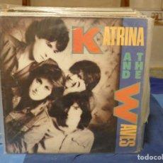 Disques de vinyle: LP KATRINA AND THE WAVES HOMONIMO MUY BUEN ESTADO GENERAL WALKING ON SUNSHINE. Lote 276602693