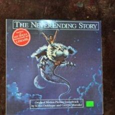 Discos de vinilo: THE NEVER ENDING STORY.. Lote 276629828