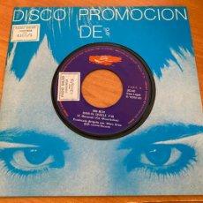 Discos de vinilo: 080 BCN (DINS EL CERCLE) SINGLE ESPAÑA 1989 PROMO (EPI24). Lote 276646413