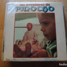 Disques de vinyle: LAS AVENTURAS DE PINOCHO. RCA 1983. RARO LP SPAIN.. Lote 276647823
