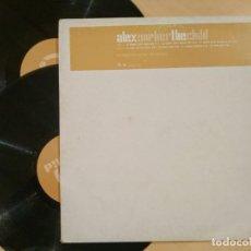 """Discos de vinilo: ALEX GOPHER, THE CHILD, USA 2000, PROMO, 2X12"""" DOBLE MAXI, EXCELENTE ESTADO (EX_EX). Lote 276658953"""