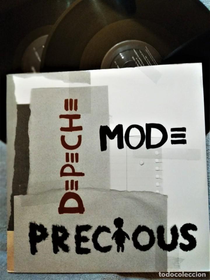 "DEPECHE MODE,PRECIOUS,2X12"" DOBLE MAXI, 2005 IMPORT USA, MUTE 0-42831 (NM_NM) (Música - Discos de Vinilo - Maxi Singles - Pop - Rock Internacional de los 90 a la actualidad)"