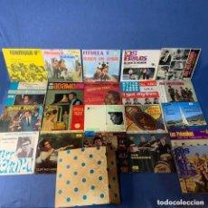 Disques de vinyle: LOTE DE 21 SINGLES VARAIDOS AÑOS 60S - LOS PEKENIKES - LOS MUSTANG - BOBBY DARIN - FÓRMULA V. Lote 276660703