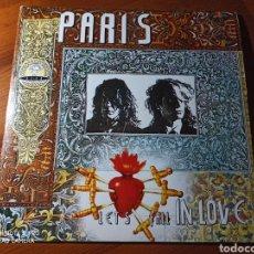 "Discos de vinilo: PARIS - LET'S FALL IN LOVE (12""). Lote 276666978"