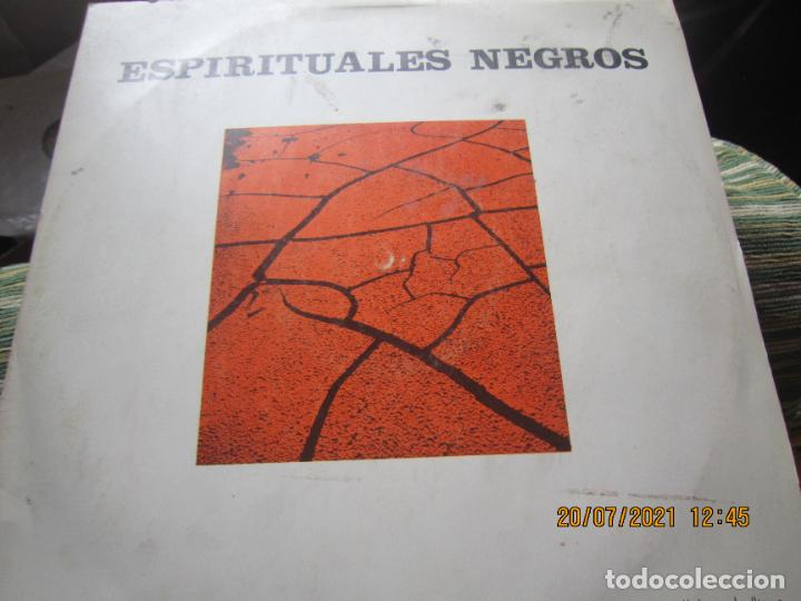 Discos de vinilo: ESPIRITUALES NEGROS VOLUMEN 1 LP - JAUME ARNELLA - ORIGINAL ESPAÑOL -DISCOS ALL 4 VENTS 1972 STEREO - Foto 5 - 276667038