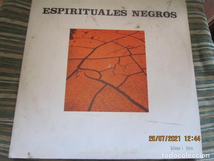 Discos de vinilo: ESPIRITUALES NEGROS VOLUMEN 1 LP - JAUME ARNELLA - ORIGINAL ESPAÑOL -DISCOS ALL 4 VENTS 1972 STEREO - Foto 12 - 276667038
