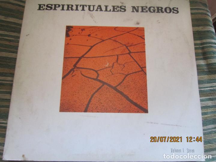 ESPIRITUALES NEGROS VOLUMEN 1 LP - JAUME ARNELLA - ORIGINAL ESPAÑOL -DISCOS ALL 4 VENTS 1972 STEREO (Música - Discos - LP Vinilo - Funk, Soul y Black Music)