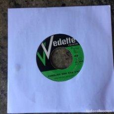 Discos de vinilo: JACK DON RAY - CAROLINA CHA CHA / OLGA CHA CHA . SINGLE . 1961 ITALIA. Lote 276669828