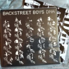 Discos de vinilo: BACKSTREET BOYS - DNA, 2019,RCA– 19075-89376-1 GATEFOLD+INSERTO, NUEVO, SÓLO DESPRECINTADO (NM_NM). Lote 276676108