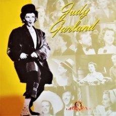 Discos de vinilo: JUDY GARLAND - THE GREAT MGM STARS, UK 1991, EMI– LPMGM 29 , COMO NUEVO (EX_NM). Lote 276677543