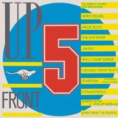 Discos de vinilo: UPFRONT 5 * LP VINILO * UK 1987 * ACID HOUSE. Lote 276678458