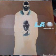 Discos de vinilo: LA MIX - MYSTERIES OF LOVE (A&M RECORDS, UK, 1990). Lote 276690643