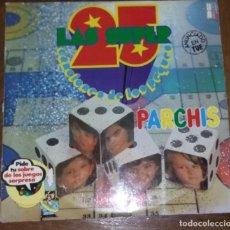 Disques de vinyle: PARCHIS. DOBLE DISCO. PEDIDO MINIMO 3 EUROS.. Lote 276692183