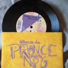 Discos de vinilo: PRINCE - GET OFF. SINGLE EDICIÓN ALEMANA. Lote 276706093