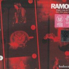 Disques de vinyle: RAMONES – TRIPLE J LIVE AT THE WIRELESS - CAPITOL THEATRE, SYDNEY, AUSTRALIA, JULY 8, 1980 SELLO: S. Lote 276707103