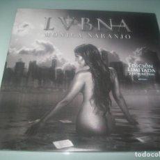 Discos de vinilo: MONICA NARANJO - LUBNA ..2 LP´S - PICTURE DISC - ED .LIMT 1500 COPIAS - NUEVO - PRECINTADO. Lote 276709243