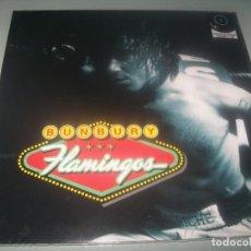 Discos de vinilo: ENRIQUE BUNBURY - FLAMINGOS ..2LP´S 180G + CD - NUEVO PRECINTADO. Lote 276712803