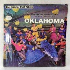 Discos de vinilo: LP - VINILO OKLAHOMA - UK. Lote 276713553