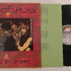 Disques de vinyle: DISCO VINILO RADIO FUTURA VENENO EN LA PIEL LP 1990. Lote 276727418