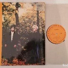 Discos de vinilo: DISCO VINILO ROXETTE FADING LIKE A FLOWER MAXI SINGLE 1991. Lote 276728198