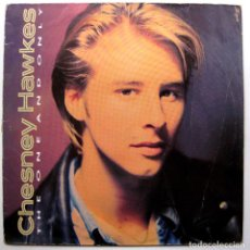 Discos de vinilo: CHESNEY HAWKES - THE ONE AND ONLY - MAXI EMI 1991 BPY. Lote 276733203