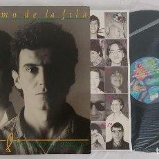 Disques de vinyle: DISCO VINILO EL ÚLTIMO DE LA FILA COMO LA CABEZA AL SOMBRERO (LABEL PICTURE) LP 1988 (2). Lote 276734733