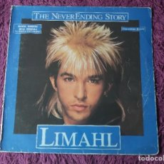 Dischi in vinile: LIMAHL – THE NEVERENDING STORY, VINYL MAXI-SINGLE 1984 SPAIN 052 20 0340 6. Lote 276734878