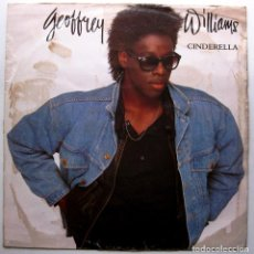Discos de vinilo: GEOFFREY WILLIAMS - CINDERELLA - MAXI POLYDOR 1988 UK BPY. Lote 276735098