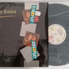Discos de vinil: DISCO VINILO JUAN & JUNIOR (RECOPILACIÓN) LP 1985. Lote 276737343