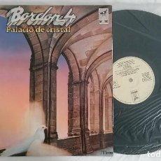 Discos de vinil: DISCO VINILO BORDON 4 PALACIO DE CRISTAL LP 1986. Lote 276737523