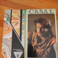 Disques de vinyle: LP TINO CASAL. ETIQUETA NEGRA. Lote 276739073