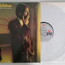 Discos de vinil: DISCO VINILO JOAQUIN SABINA HOTEL, DULCE HOTE LP 1987. Lote 276741093