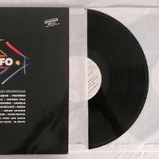Discos de vinilo: DISCO VINILO EL GOLFO (RECOPILACIÓN) LOQUILLO HEROES DEL SILENCIO LOS SECRETOS LP 1991. Lote 276741523