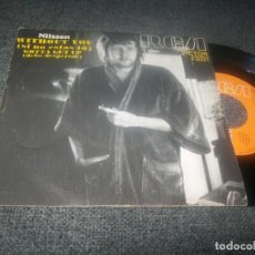 Disques de vinyle: NILSSON - WITHOUT YOU - SINGLE DE 1972 - RCA - MUY BUEN ESTADO. Lote 276742078