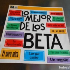 Discos de vinilo: BETA, LOS - LO MEJOR -, LP, EL POROMPOMPERO + 13, AÑO 1967. Lote 276744248