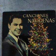 Discos de vinilo: DISCO 7 PULGADAS 1958.LUCHO GATICA - CANCIONES NAVIDEÑAS -. ODEON. Lote 276758528