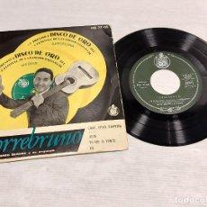 Discos de vinilo: TORREBRUNO / CHAO CHAO BAMBINA / EP - HISPAVOX-1959 / MBC. ***/***. Lote 276768483
