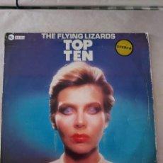 Discos de vinilo: 48181 - THE FLYING LIZARDS - TOP TEN - AÑO 1984. Lote 276770443
