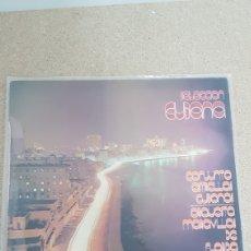 Discos de vinilo: LP SELECCION CUBANA CONJUNTO ESTRELLAS CUBANAS. Lote 276781258