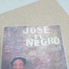 Disques de vinyle: LP JOSE EL NEGRO. Lote 276785588