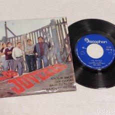 Discos de vinilo: LOS JOVENES / ADIOS, MI AMOR + 3 / EP - DISCOPHON-1965 / MBC. ***/***. Lote 276786023