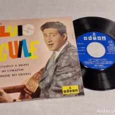 Discos de vinilo: LUIS AGUILE / PREGÚNTASELO A FRIZZI + 3 /EP - ODEON-1964 / LUJO. ****/****. Lote 276788178