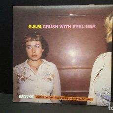 Discos de vinilo: R.E.M. CRUSH WITH EYELINER SINGLE USA 1995 PEPETO TOP. Lote 276788408