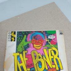 Discos de vinilo: LP THE POWER REMIX. Lote 276788943