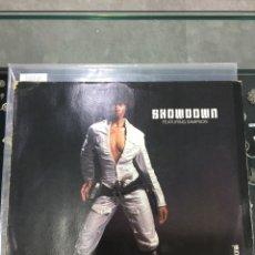 Discos de vinilo: SHOWDOWN FEATURING SAMPSON. Lote 276789473