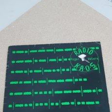 Disques de vinyle: LP ROGER WATERS RADIO KAOS. Lote 276791228